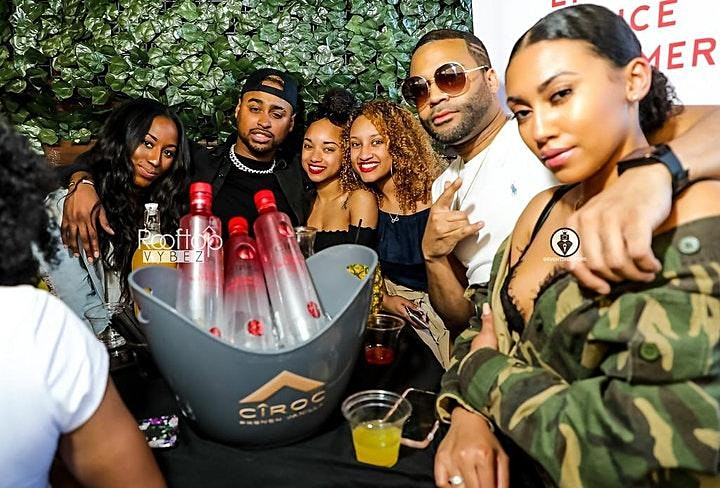 ATLANTA'S #1 ROOFTOP DAY PARTY image