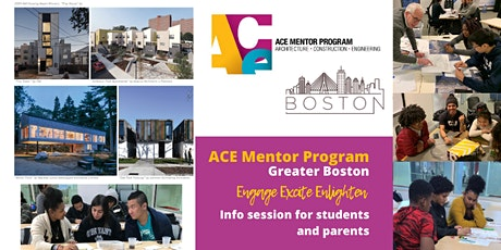 ACE Mentor Program Info Session 3 - Greater Boston tickets