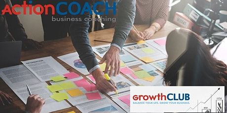 Virtual GrowthCLUB - 90 Day Business Planning Workshop tickets