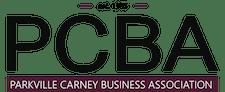 The Parkville Carney Business Association (PCBA) logo