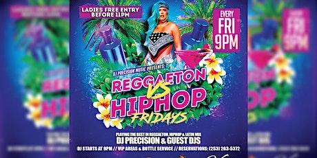 Reggaeton Vs HipHop (Fridays in Tacoma) tickets