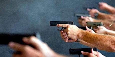 Introduction to Handgun tickets