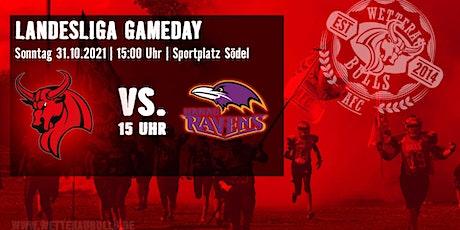Wetterau Bulls Wölfersheim e.V vs Hanau Ravens Tickets