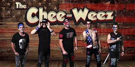 Chee-Weez Concert tickets