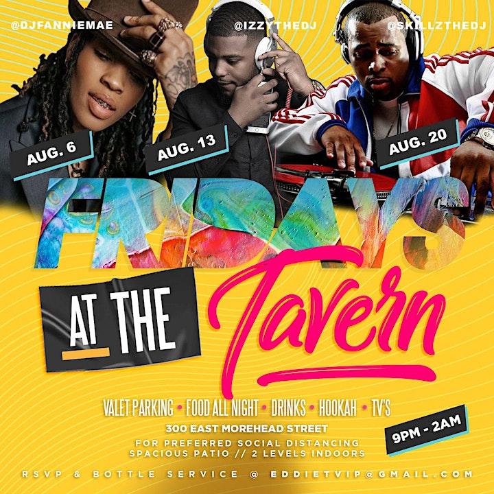 ★-★ Fridays @ The Tavern ★-★  DJ E Sudd image