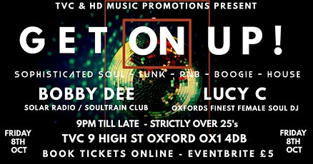 GET ON UP! tickets