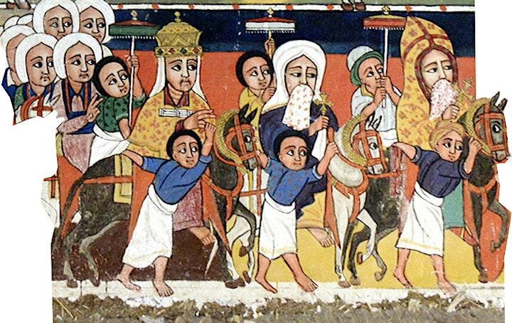 Ethiopia Illustrated image