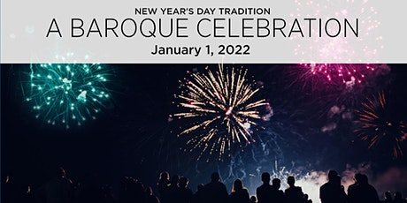 New Year's Day Baroque Celebration tickets