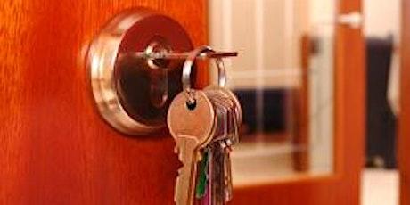 Housing First Module 2: The Housing Process tickets
