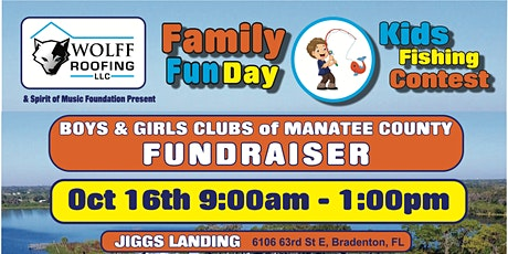 Family Fun Day to benefit The Boys and Girls Clubs of Manatee County tickets