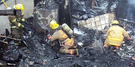 F0770- Fire Investigation: First Responder tickets