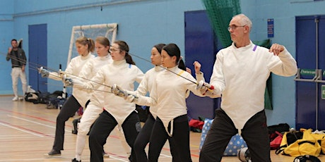 Learn to Fence  - Senior Classes tickets