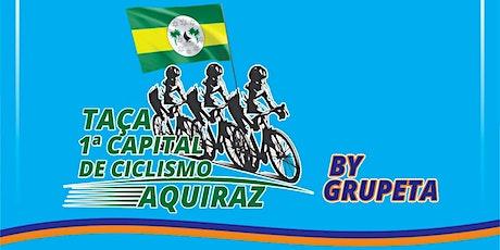 Taça 1ª Capital de Ciclismo ingressos