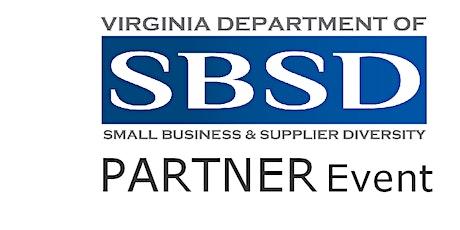 Partner Event: Small Business Resource Fair - Hampton Virginia tickets