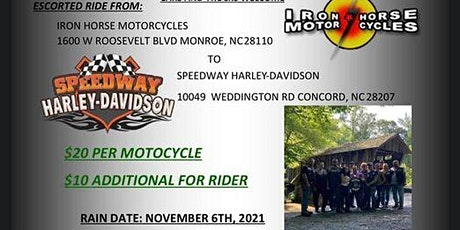 Ride For a Cause tickets