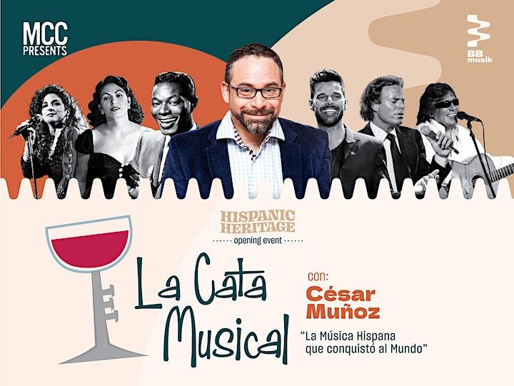 LA CATA MUSICAL con CÉSAR MUÑOZ image