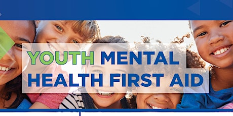 Youth Mental Health First Aid October 20, 2021 tickets