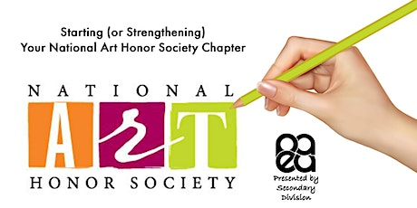 Starting (or Strengthening) a National Art Honor Society Chapter tickets