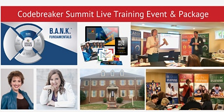 Codebreaker Summit - Live Training Event & Package (Virtual option) tickets