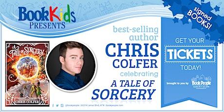 BookPeople Presents: CHRIS COLFER tickets