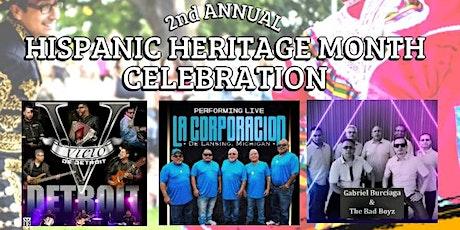 2nd Annual Hispanic Heritage Month Celebration tickets