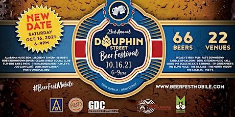 Dauphin St. Beerfest starting at Hayley's. tickets