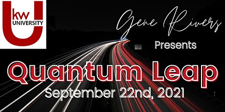 Quantum Leap with Gene Rivers tickets