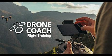 Drone Coach™ | Flight Training tickets