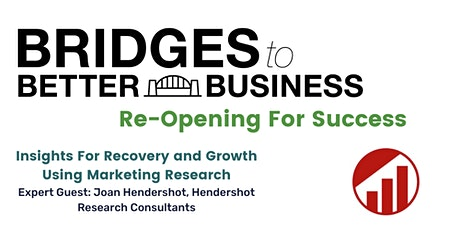Insights For Recovery and Growth Using Marketing Research, tickets