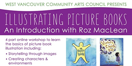 Illustrating Picture Books, an Introduction tickets