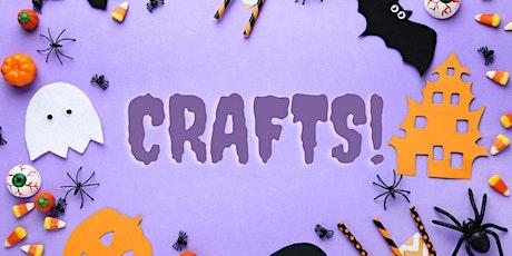 Pumpkin Patch Crafts Kit tickets