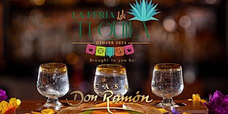 La Feria del Tequila - Tequila Tasting tickets