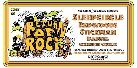 Return of Rock tickets
