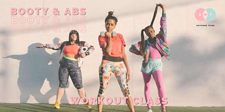 Weekend Kickoff: Booty + Abs Workout Class tickets