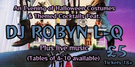 Murphy's Distillery & Bar Halloween Party tickets