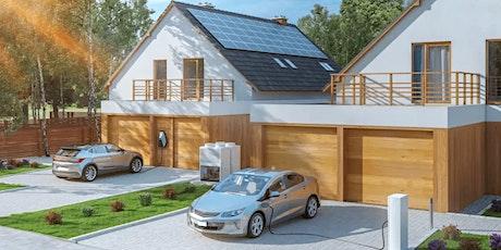 Discounts & Rebates on Solar, Battery Storage, & Energy-Saving Upgrades tickets