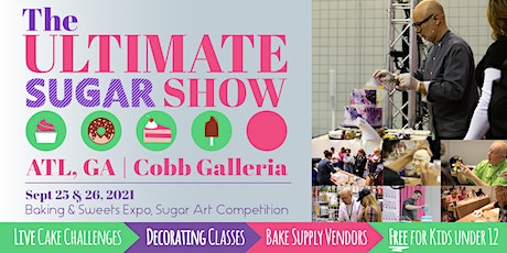 The Ultimate Sugar Show 2021 tickets