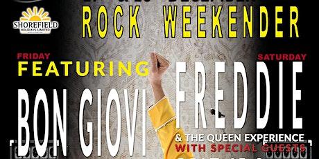 Mr Kyps Rock Weekender tickets