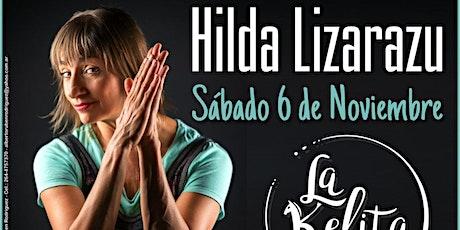 HILDA LIZARAZU entradas