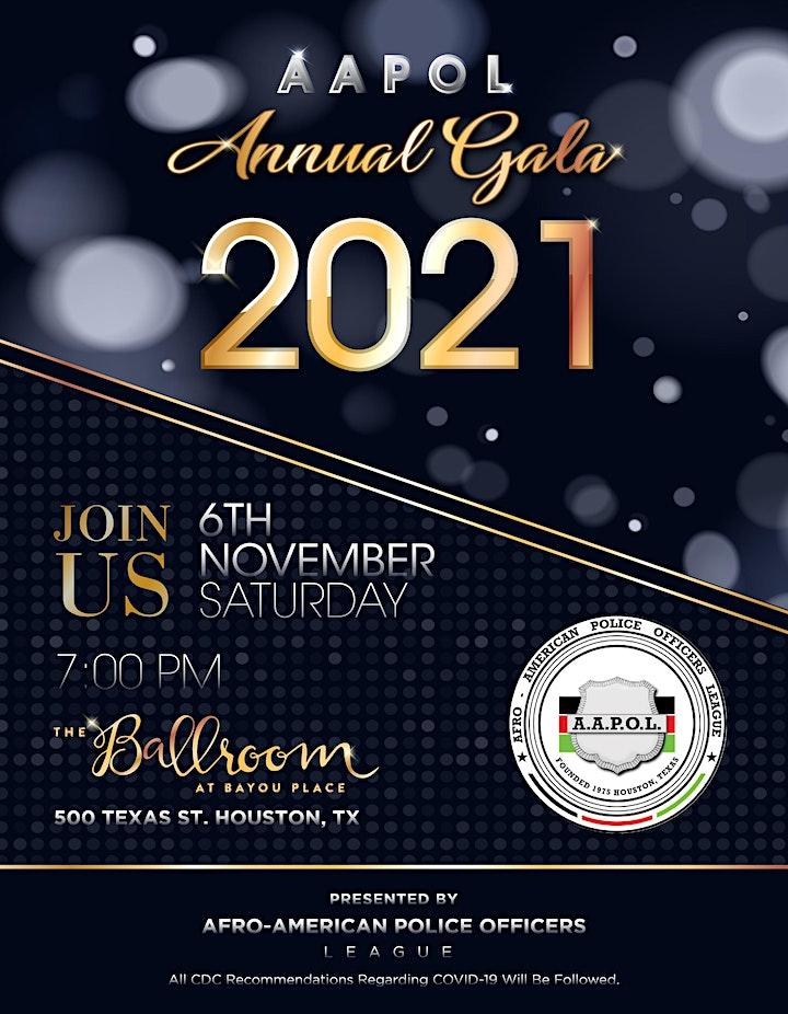 AAPOL Annual Scholarship Gala 2021 image