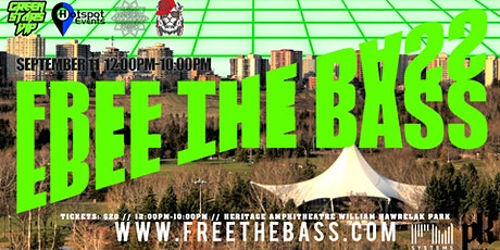 FREE THE BASS FEEL THAT BASS tickets
