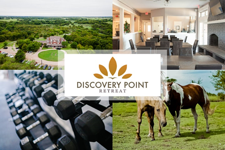 Discovery Point Retreat DALLAS IOP Open House image