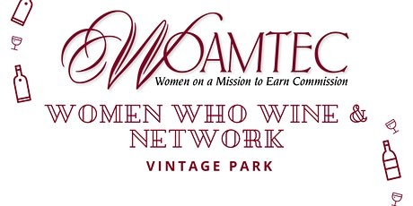 WOAMTEC: Women Who Wine & Network tickets