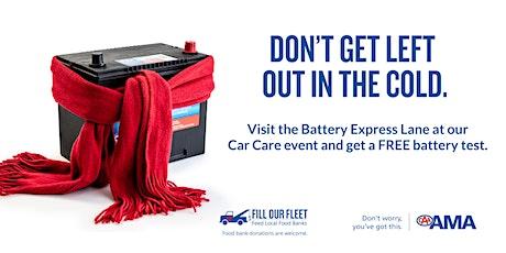 Alberta Motor Association's Battery Express Lane - Calgary tickets