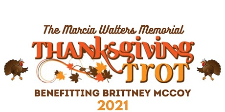 10th Annual Aledo Thanksgiving Trot tickets