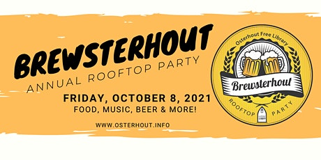 Brewsterhout Rooftop Party tickets