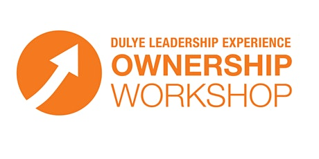 DLE Ownership Workshop: How to Find and Succeed in the Right Job tickets