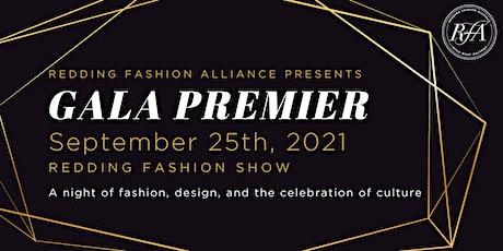 2021 Fashion Show Gala Premier by Redding Fashion Alliance tickets