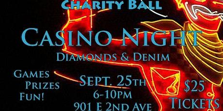 Diamonds & Denim Charity Ball tickets