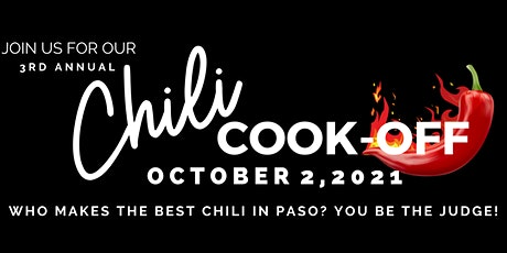 Hoyt Family Vineyards 3rd Annual Chili Cook-off tickets